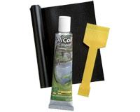 Kit de réparation pour bâche PVC
