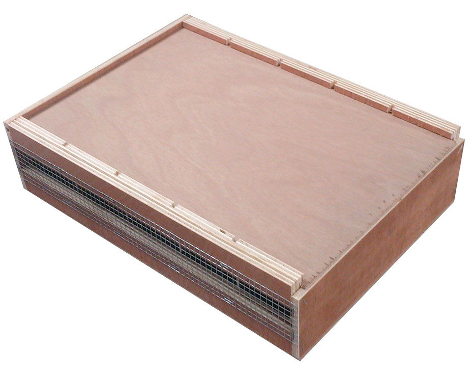 caisse de transport oiseaux taille xl la ferme de beaumont. Black Bedroom Furniture Sets. Home Design Ideas