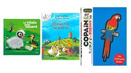 Livres animaliers Jeunesse