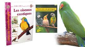 Livres Oiseaux exotiques et Ornithologie