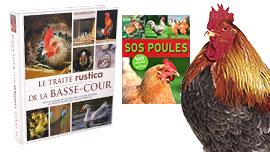 Livres sur les poules, basse-cour et l'élevage