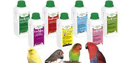 Suppléments pour oiseaux exotiques
