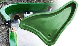 Bassins résine & fibre de verre