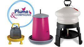 Plume & Compagnie matériel d'élevage
