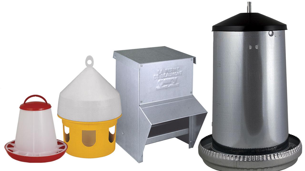mangeoires poules nourrisseurs volailles la ferme de beaum. Black Bedroom Furniture Sets. Home Design Ideas