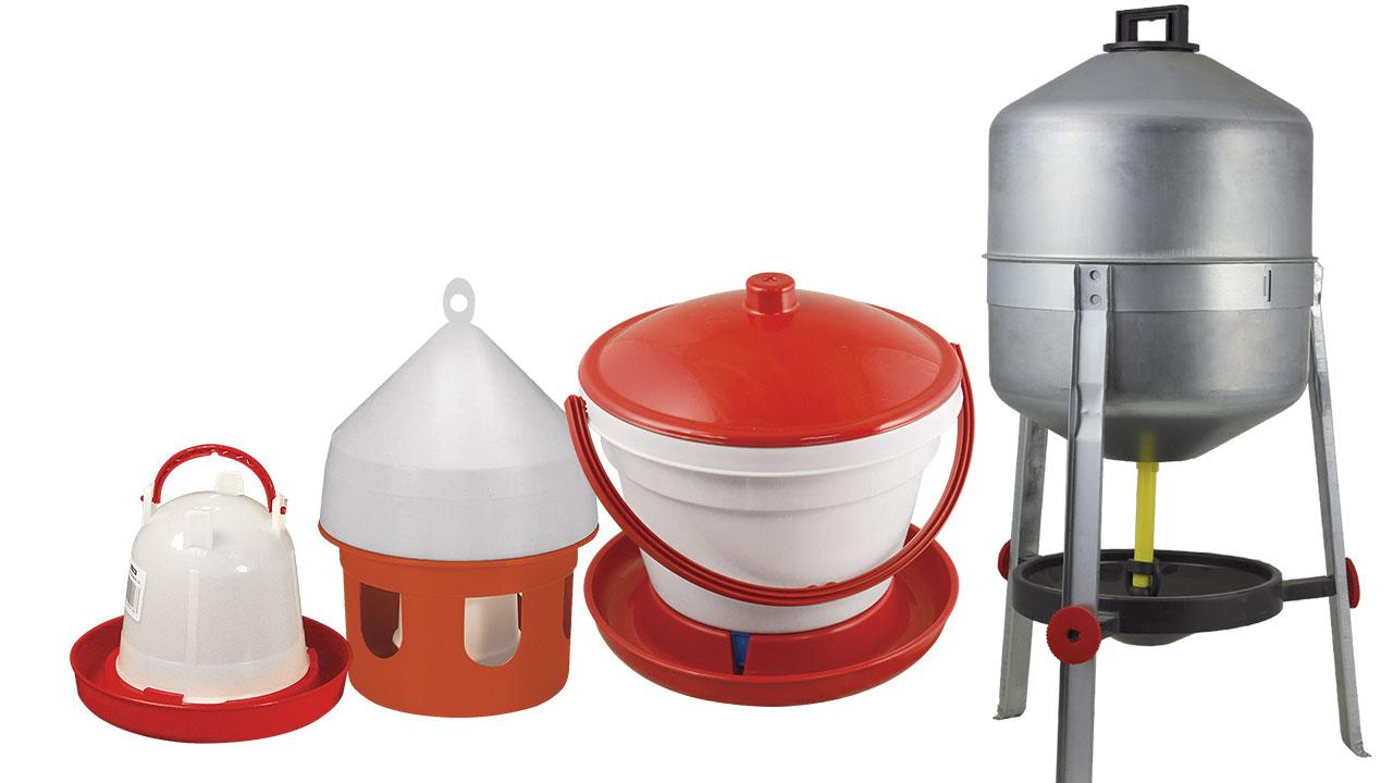 abreuvoirs volailles distributeurs d 39 eau pour poules la. Black Bedroom Furniture Sets. Home Design Ideas