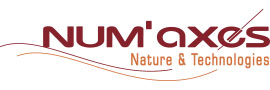Numaxes - Logo Colliers Num'Axes