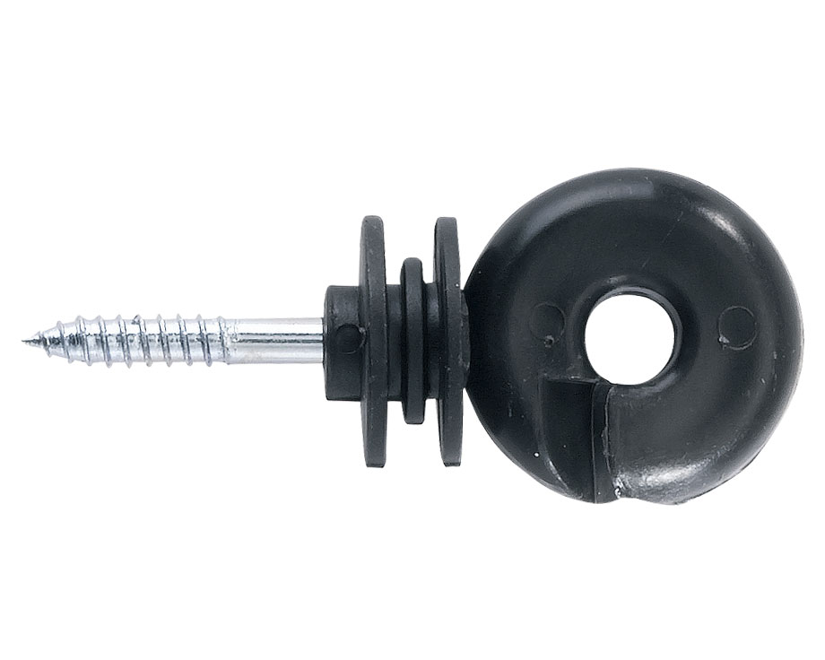 Isolateur annulaire noir renforcé