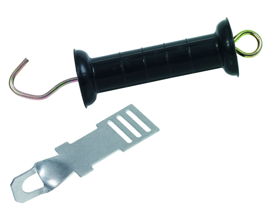 Kit Poignée isolante et plaque pour ruban