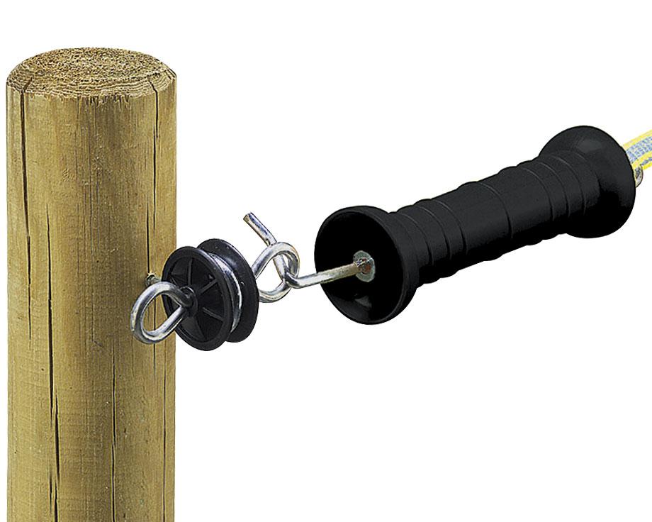 Poign�e isolante � ressort extension avec isolateur