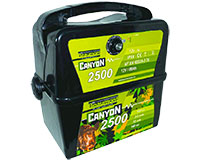 Poste � batterie Canyon 2500 12V