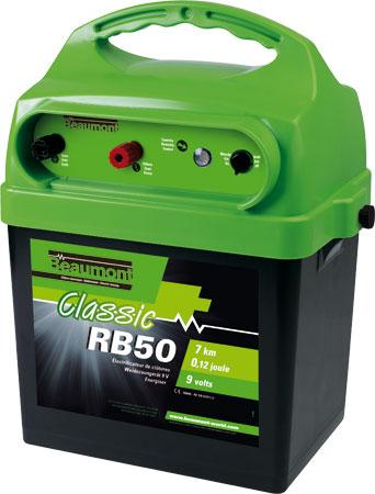 Poste à pile CLASSIC RB50 R6