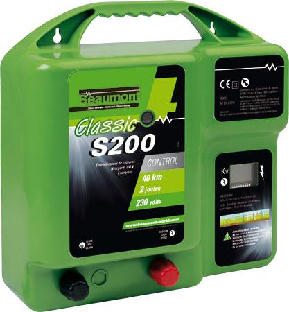Poste secteur CLASSIC S200 R6