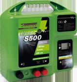 Poste secteur CLASSIC S500 R6