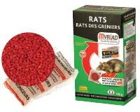 Blé Myriad Rats des greniers