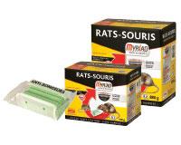 Blocs Myriad Rats-Souris
