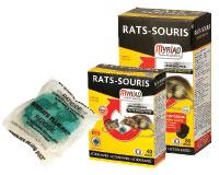 Pâte Myriad Rats-Souris