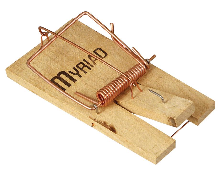 Tapettes souris et tapettes rats en bois myriad la ferme - Solution radicale contre les souris ...