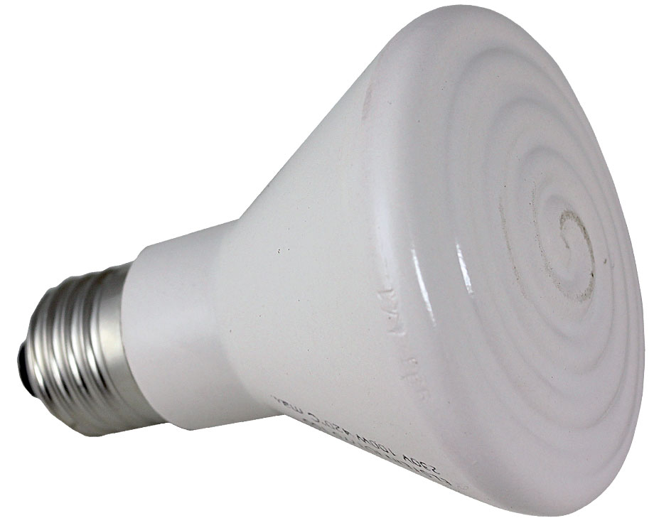 Ampoules chauffantes en céramique