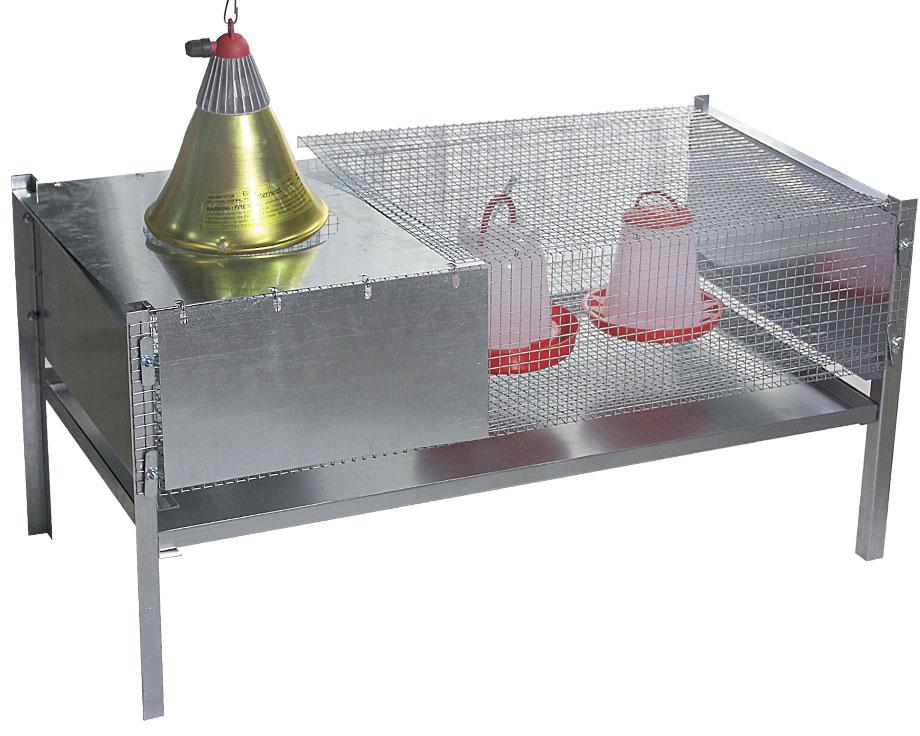 Le kit cage d'élevage