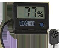 Hygromètre digital à sonde