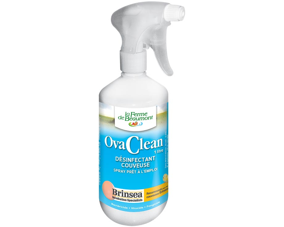 OvaClean Spray