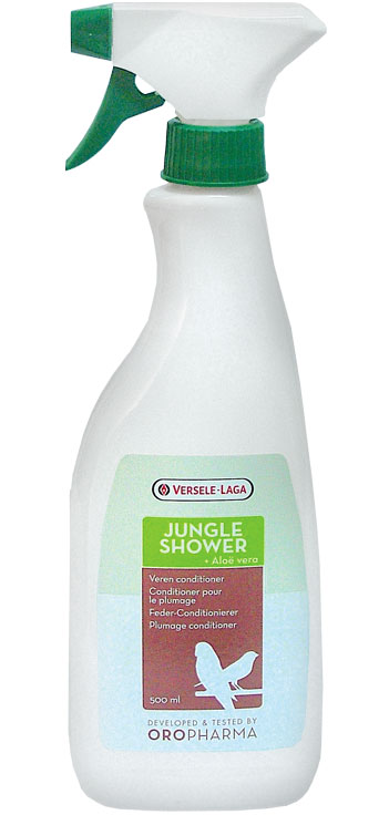 Jungle Shower Oropharma