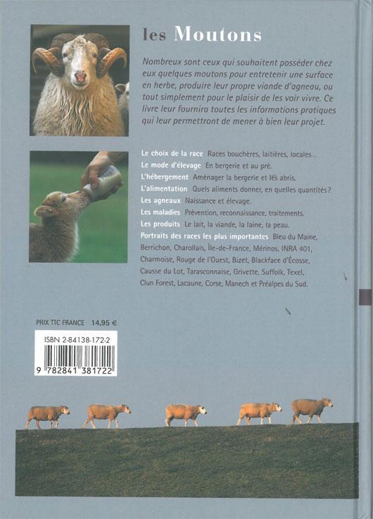 Les moutons, guide de l'éleveur amateur