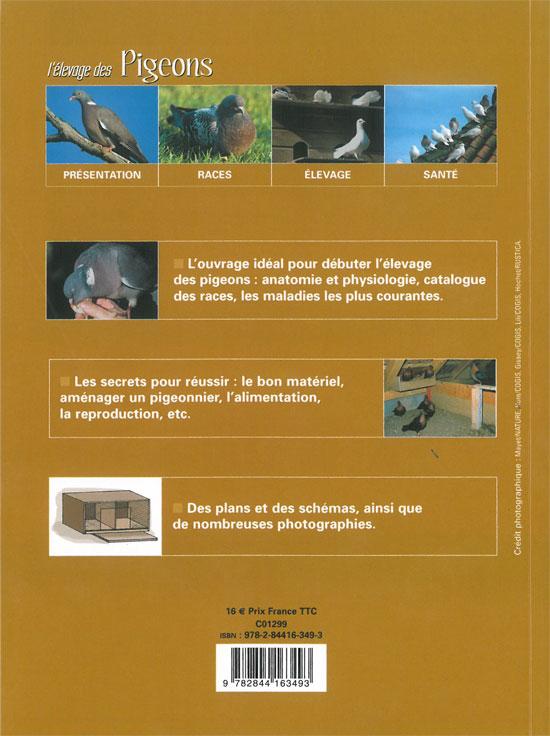Elevage facile : L'élevage des pigeons