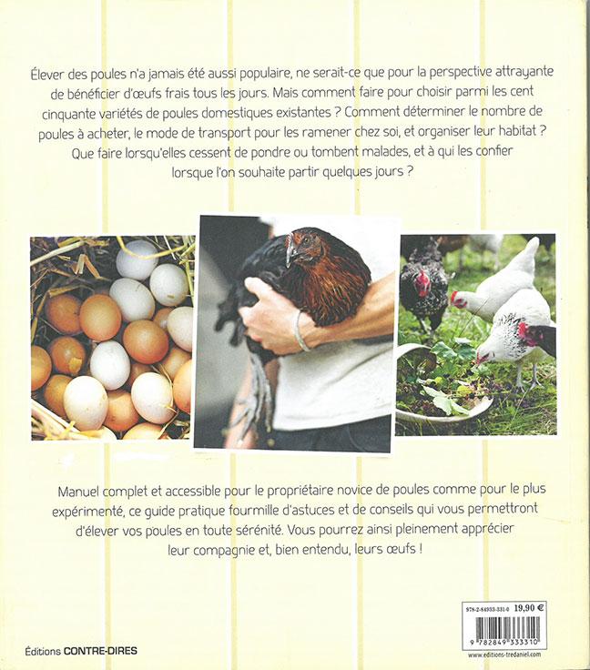 Livre Les Poules