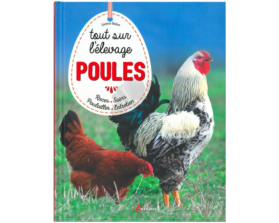 livre poules tout savoir sur llevage ditions artmis l. Black Bedroom Furniture Sets. Home Design Ideas