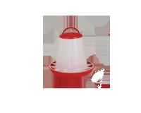 Mangeoire volailles plastique 1 kg