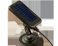 Batterie rechargeable solaire