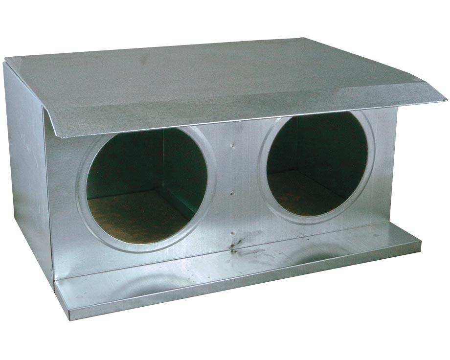 Pigeonnier galva 2 cases