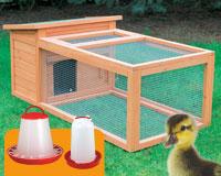 Kit d'élevage extérieur