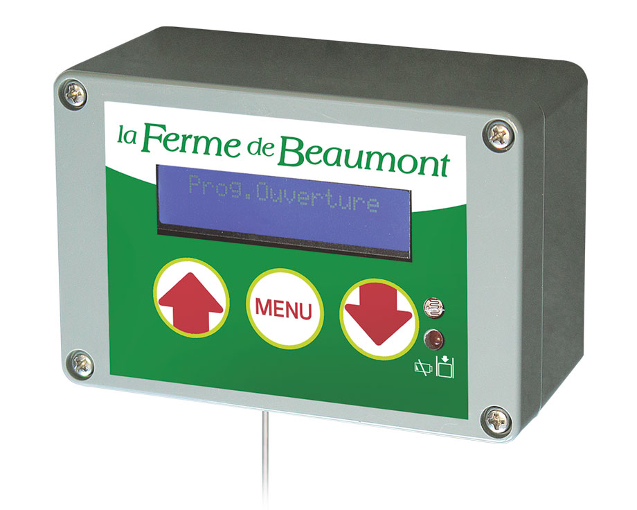 Le Portier automatique programmable