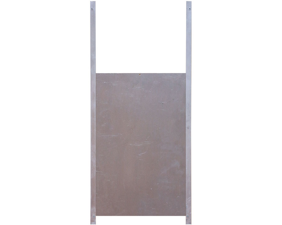 trappe de sortie aluminium xl la ferme de beaumont. Black Bedroom Furniture Sets. Home Design Ideas