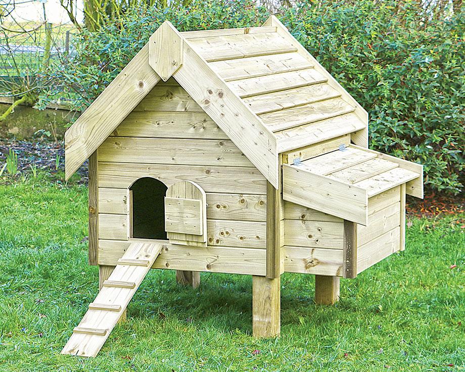 poulailler ardennais grand modle autoclave la ferme de. Black Bedroom Furniture Sets. Home Design Ideas