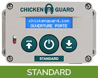 Portier ChickenGuard STANDARD