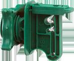 Isolateur RB+ vert