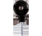 Isolateur annulaire noir renforc�