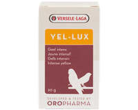 Yel-lux - colorant jaune 200 gr - le lot de 3