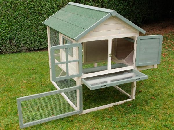 poulailler azur grand modle la ferme de beaumont poulaille. Black Bedroom Furniture Sets. Home Design Ideas