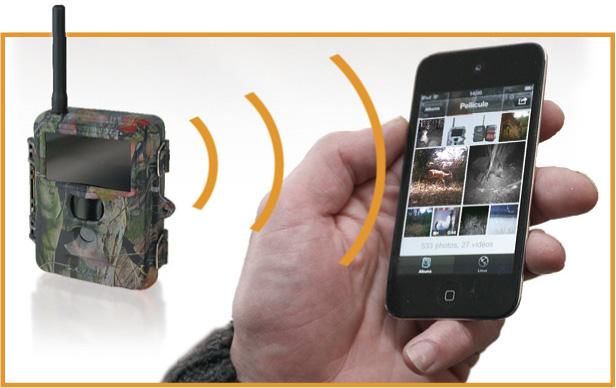 Appareil photo et vidéo automatique
