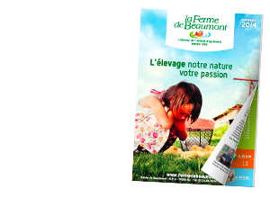 Catalogue Ferme de Beaumont 2014